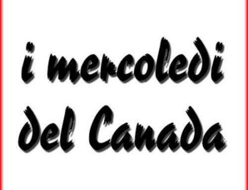Ciclo I MERCOLEDÌ DEL CANADA– Programma I e II semestre 2018-2019